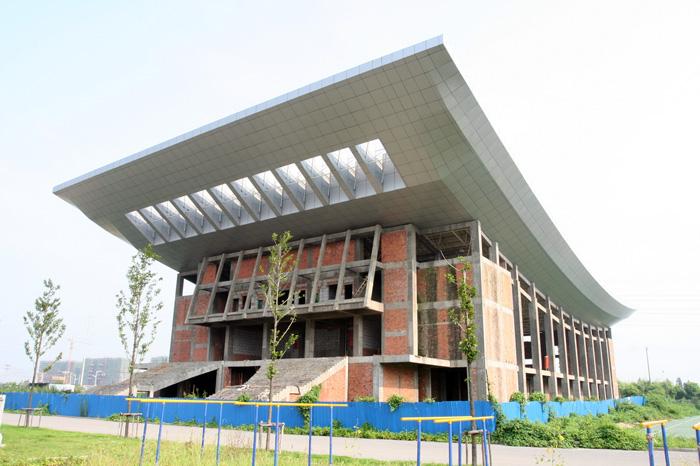江苏太湖高级中学体育馆